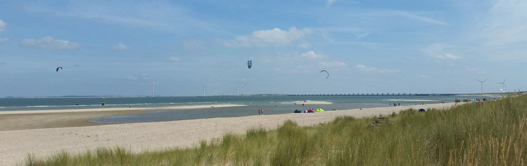 Beaches in Zeeland