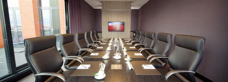 Boardrooms for a successful meeting - Hotel Middelburg