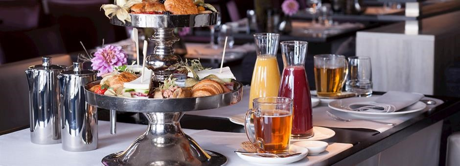 Celebrate it with a high tea - Hotel Middelburg