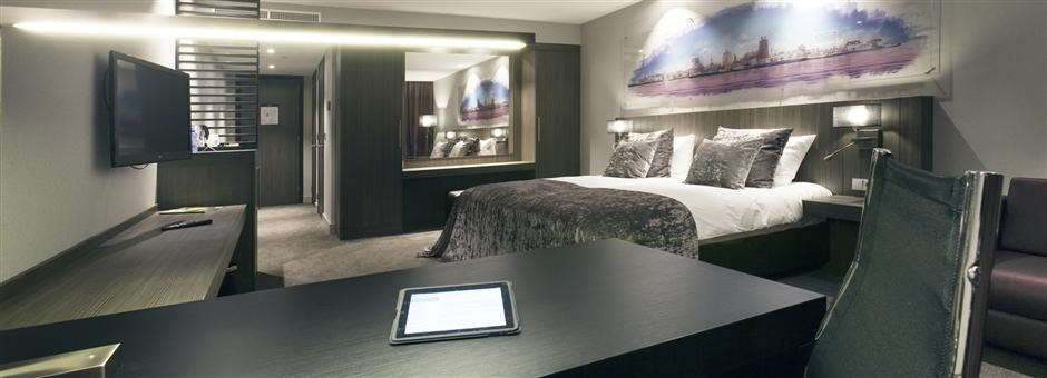 STAY OVERNIGHT IN LUXURY - Van der Valk Hotel Dordrecht