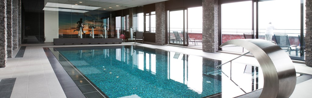 Relax & enjoy in de top van het hotel