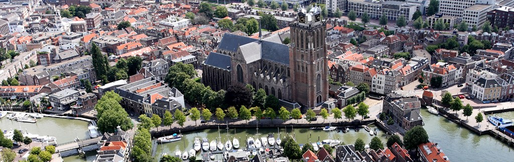 Discover the historic city center of Dordrecht