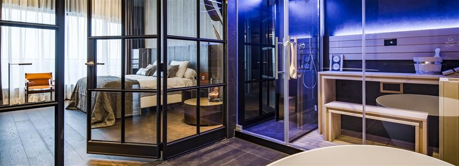 Luxe suites & penthouses - Hotel Enschede