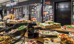 Live Cooking package - Hotel Enschede