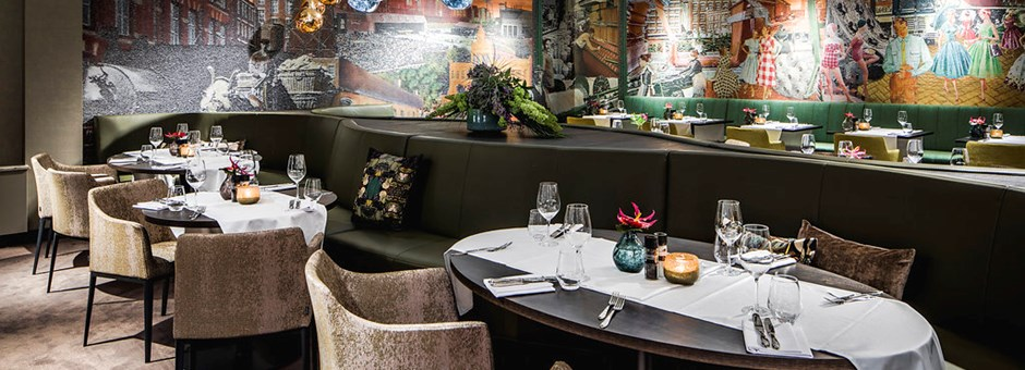 Dine in style - Hotel Enschede