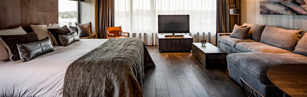 The future suite in hotel Enschede