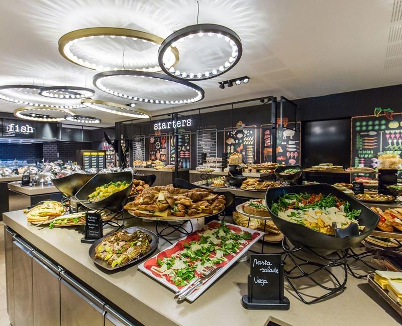 Hotel Restaurant Live Cooking Arrangementen Hotel Enschede