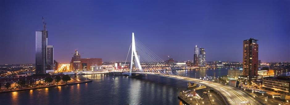 Centrally located for business visits - Hotel Rotterdam-Blijdorp