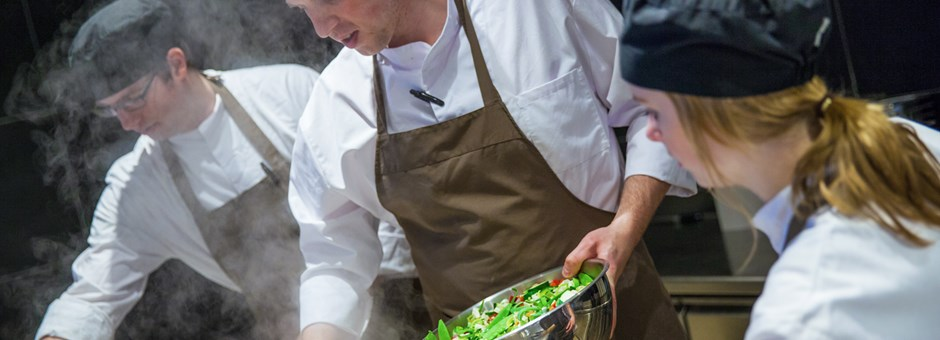 Live Cooking   Every Saturday and Sunday - Hotel Zwolle