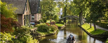 Hotel Zwolle - Giethoorn Package