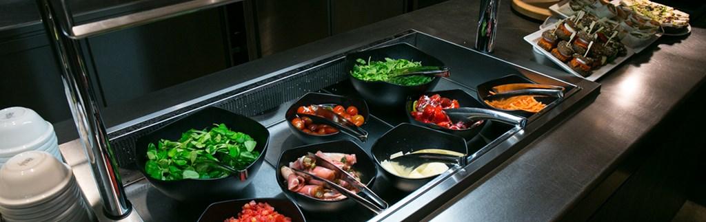 Lunchbuffet Hotel Zwolle