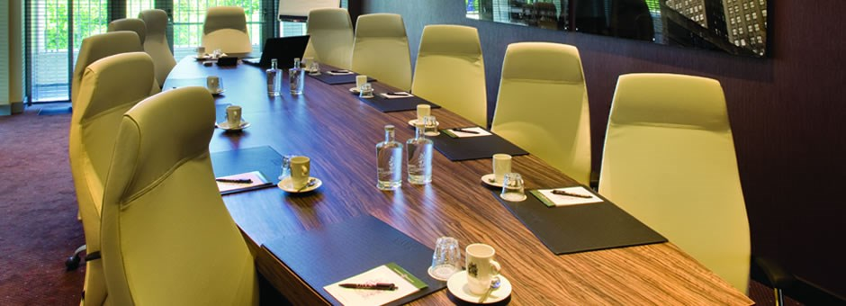 Rooms befitting board meetings - Van der Valk Corporate Sales