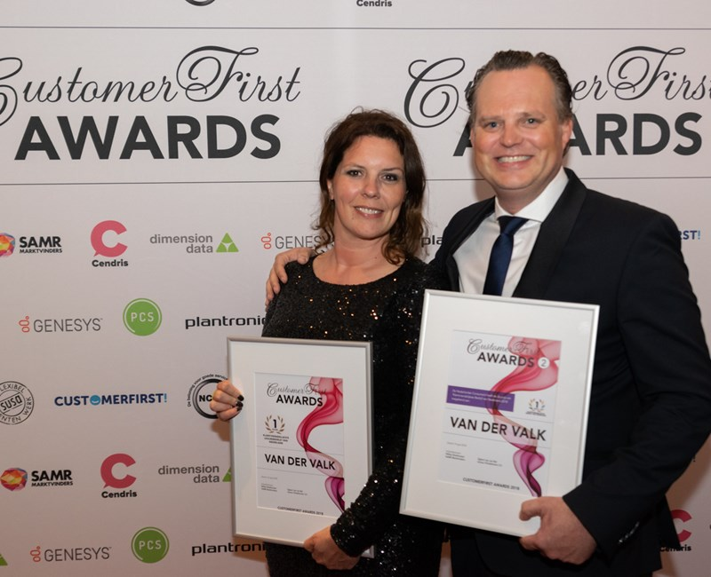 CustomerFirst Awards 2018