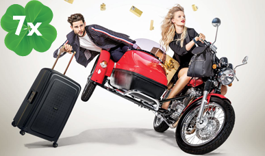 SAMSONITE KOFFERS