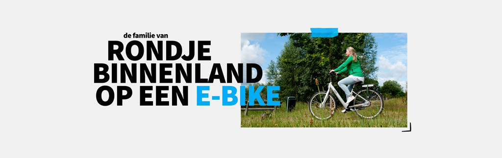 E-Bike Arrangement