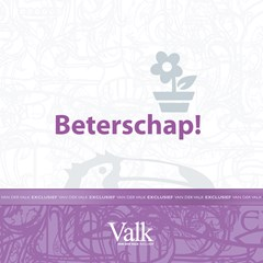 Greeting card Get well soon - Beterschap