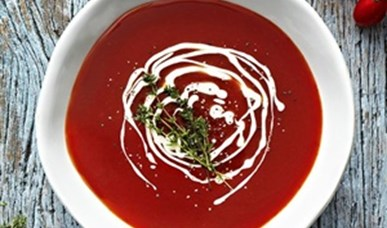 Lunch Deal: Tomato soup