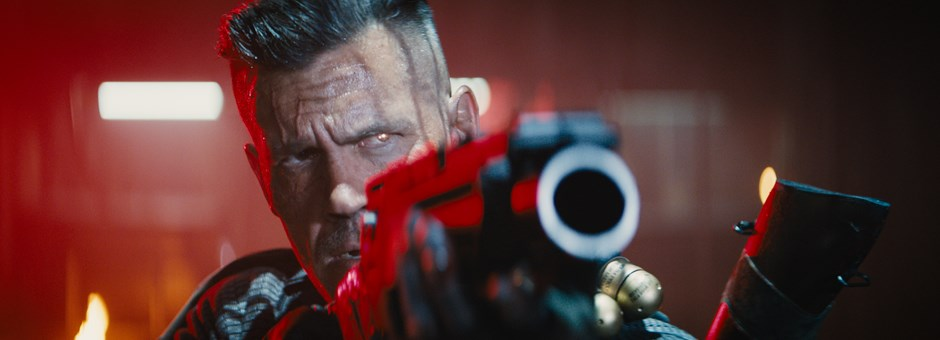 Deadpool 2 nu in de bioscoop - Bioscoop Diner