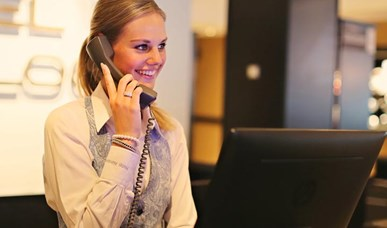 Stagiair Front Office - hotelreceptionist m/v