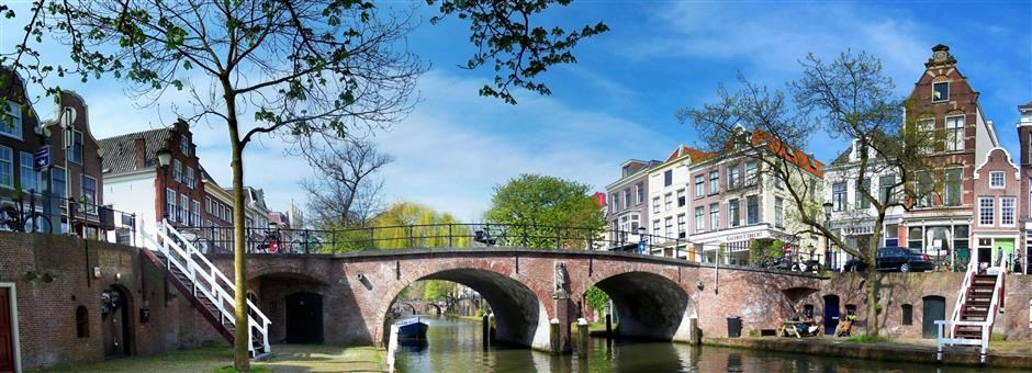 Lots of atmosphere in the historic city centre of Utrecht - Hotel Utrecht