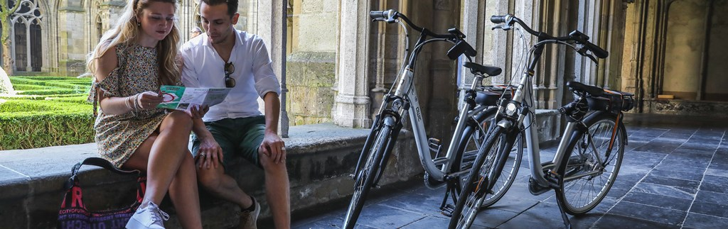 EXPLORE UTRECHT DURING A BICYCLE TOUR