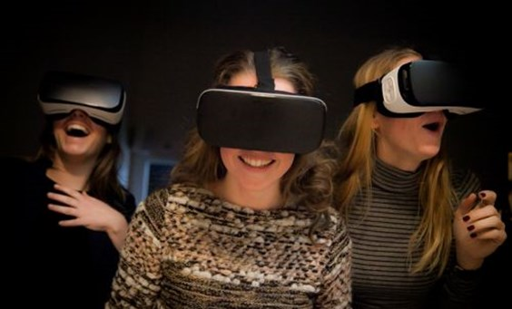 Virtual reality gemixt met een escape room