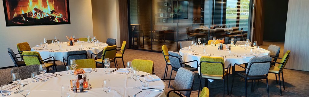 The perfect location for every meeting, dinner or celebration