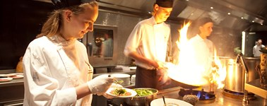 Hotel Tilburg - Live-Cooking-Arrangement