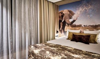 Comfort Safari room for 4 persons