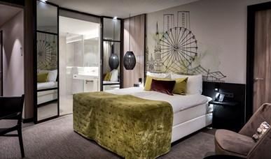Comfort kamer voor 3 personen hotel tilburg