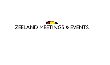 Zeeland Meetings & Events