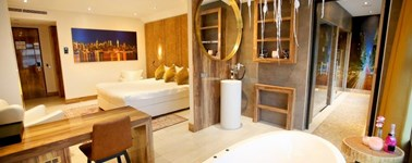 Hotel Oostzaan-Amsterdam - Suite Dream Package
