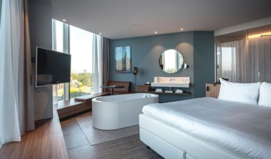 Junior Suite - Cityview