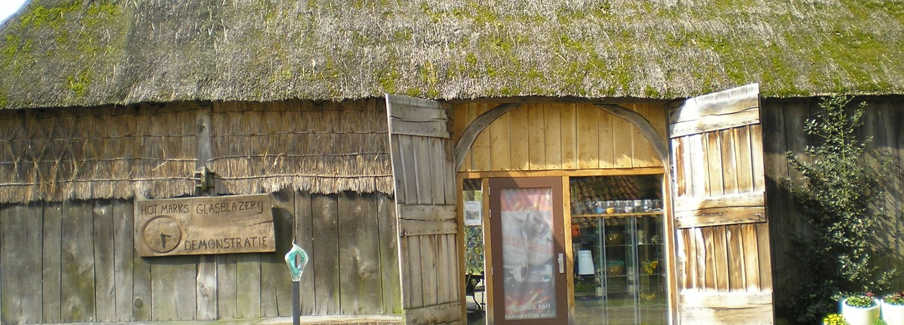 (Living) museum village Orvelte