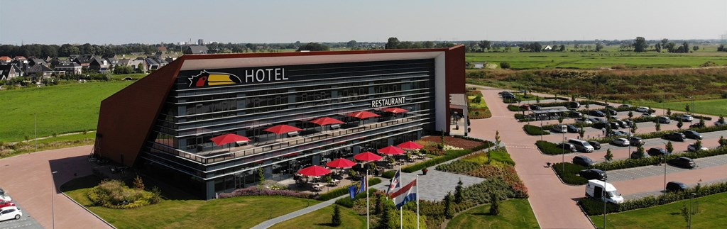 Welkom in hotel leewarden