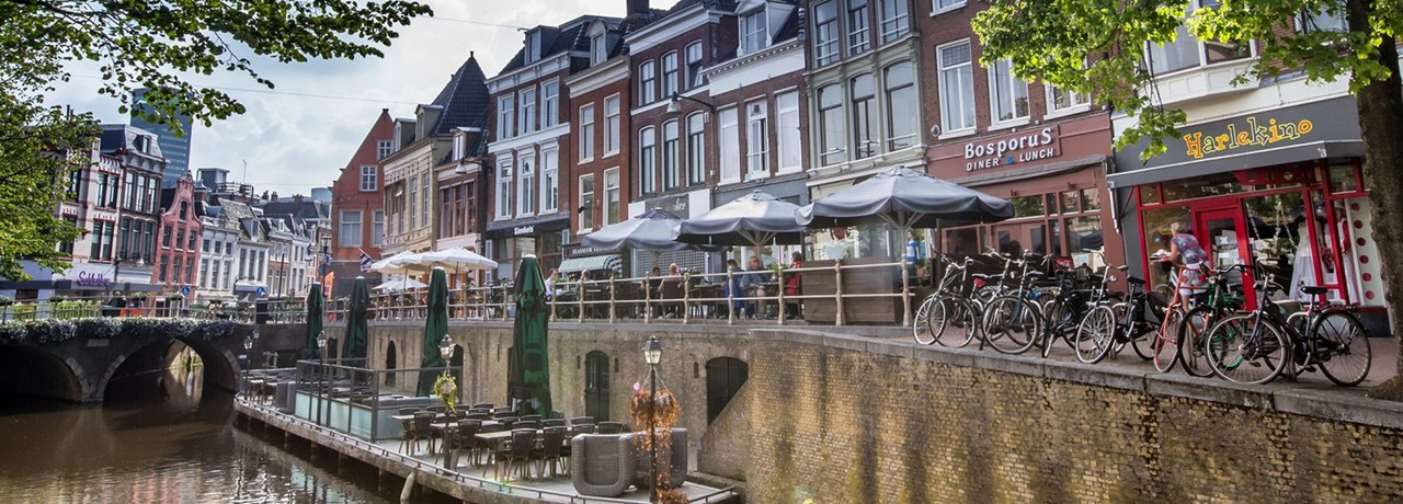 Shopping in the capital of Friesland