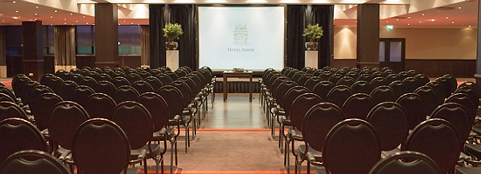 For large and  small conferences - Hotel Assen