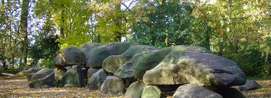 Drenthe's megalithic graves within a stone's throw - Hotel Assen