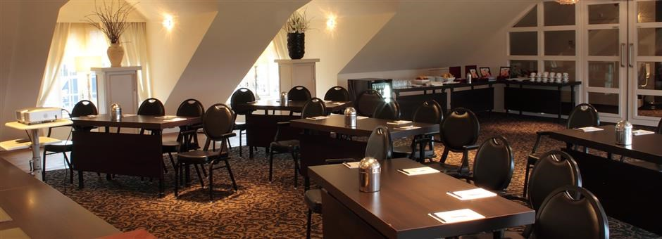 The perfect set-up for your meeting - Hotel Groningen-Westerbroek