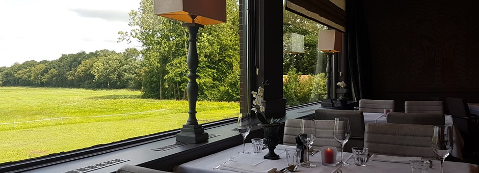 Dinner with a view - Hotel Groningen-Westerbroek