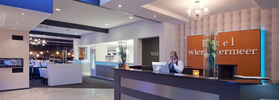 Modern, hospitable, professional and accessible - Hotel Wieringermeer