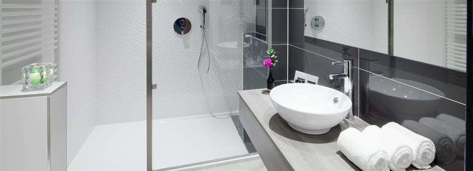 Completely new bathrooms - Hotel Wieringermeer