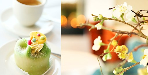 Luxe paas High Tea