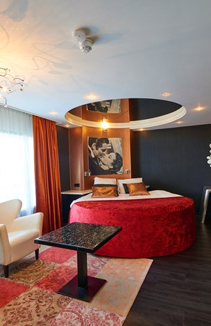 Hotel Akersloot - Hollywood suite