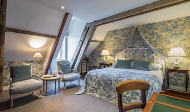 Kamers & suites kasteel terworm