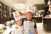 Cooking with kids - Hotel Maastricht