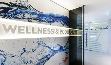 Hotels met wellness
