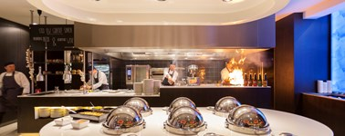Hotel Maastricht - Live Cooking package