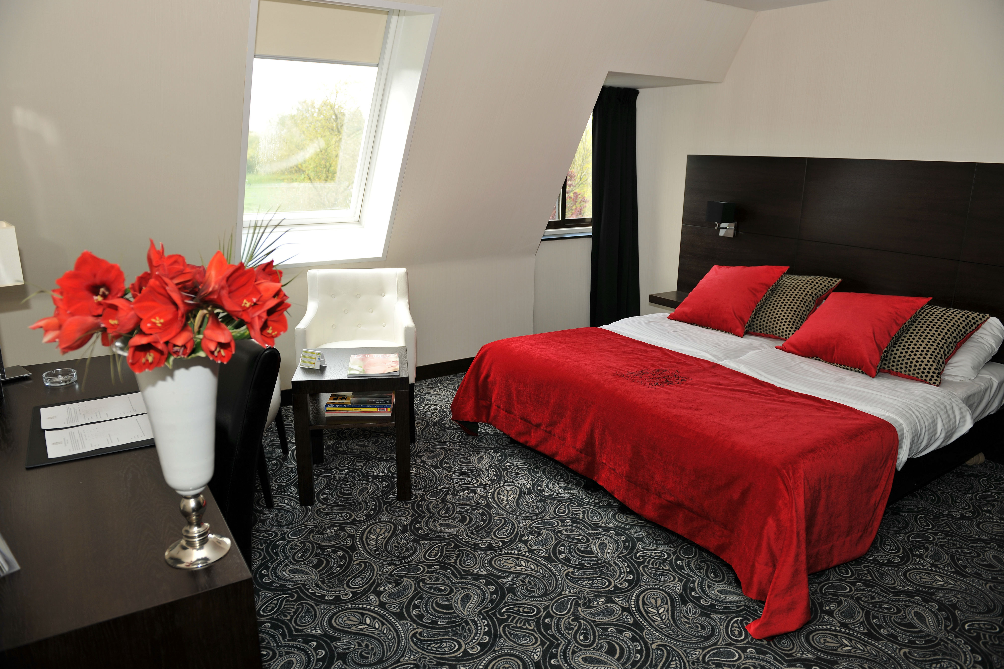 Standaard kamer bij Hotel de Gouden Leeuw - Hotel De Gouden Leeuw