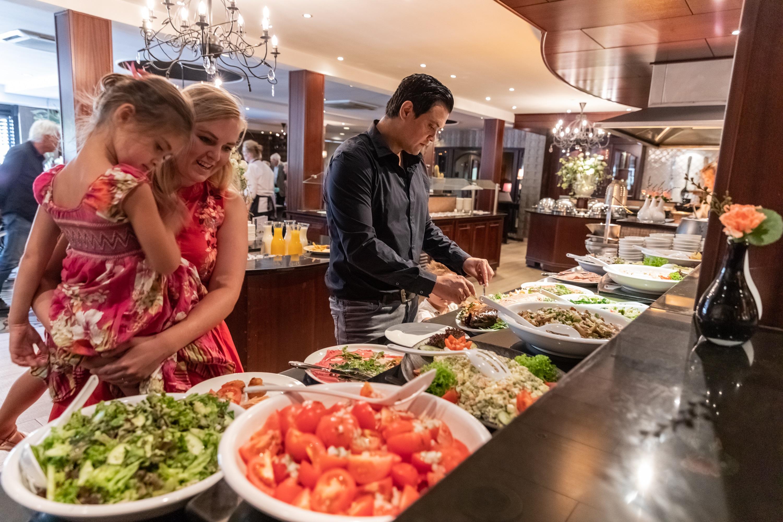 Lunchbuffet Hotel De Gouden Leeuw